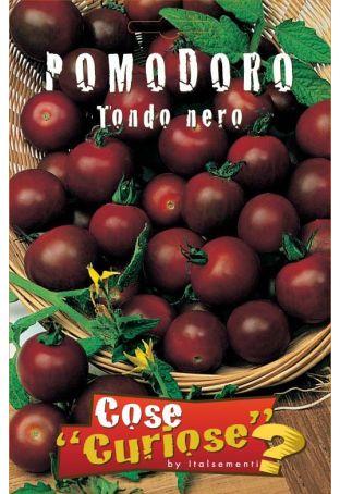 Pomodoro tondo nero for Cetriolo tondo